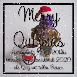 Merry Quizmas | 10.12. | 20:00 Uhr